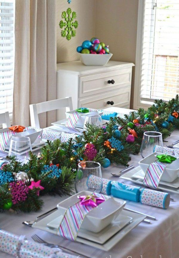 Christmas Table Centerpieces 22cr Medium
