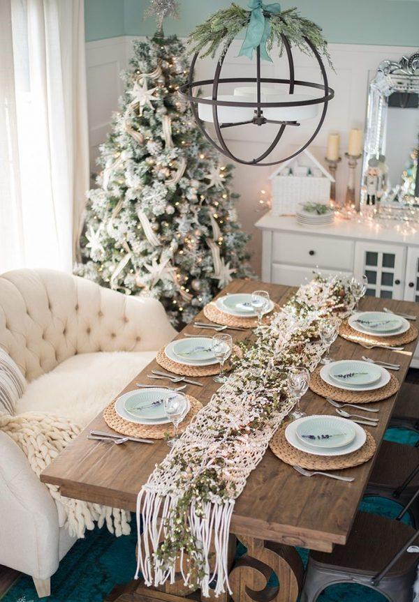 Christmas Table Centerpieces 23cr Medium