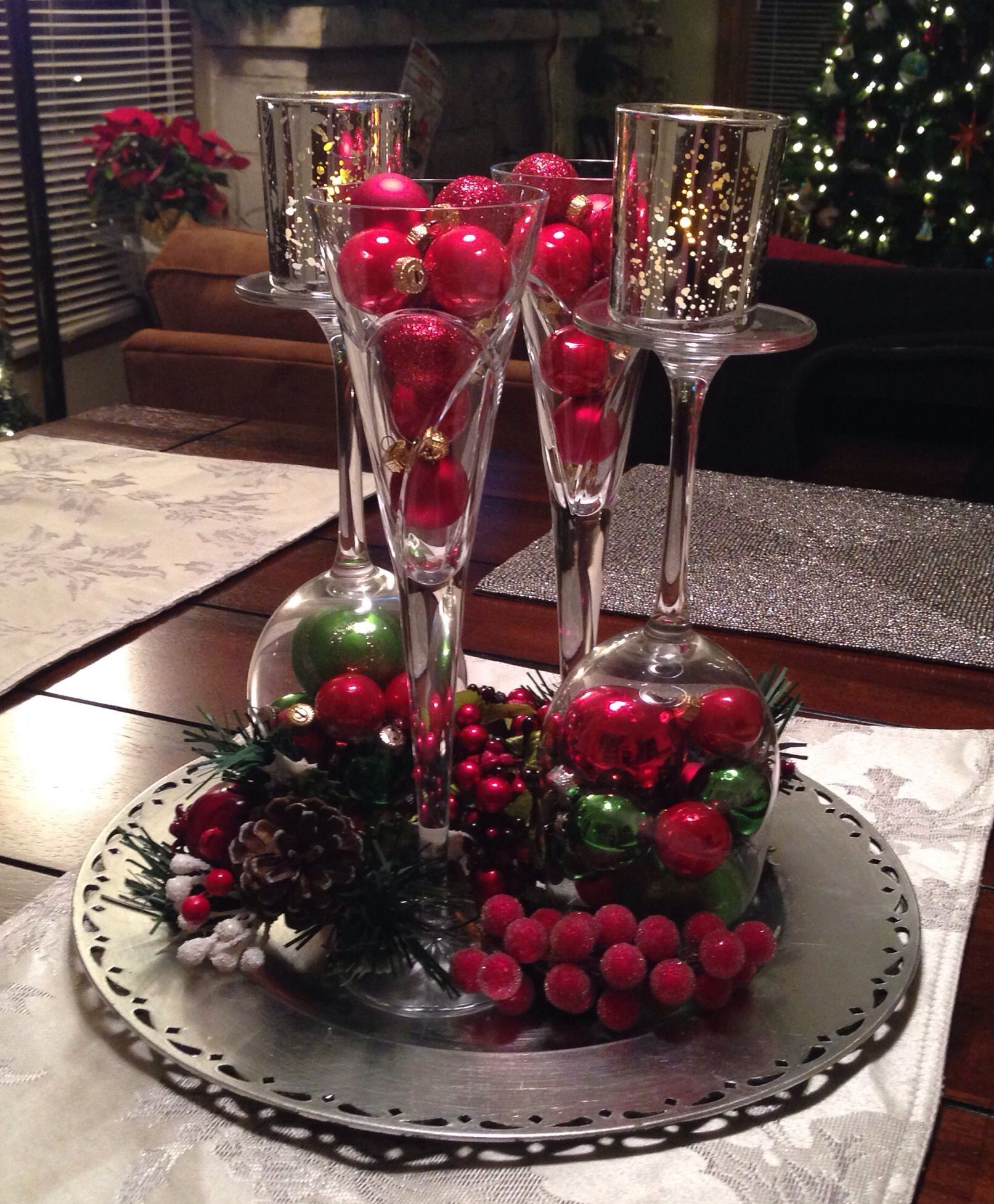 christmas table centerpieces 25 cr