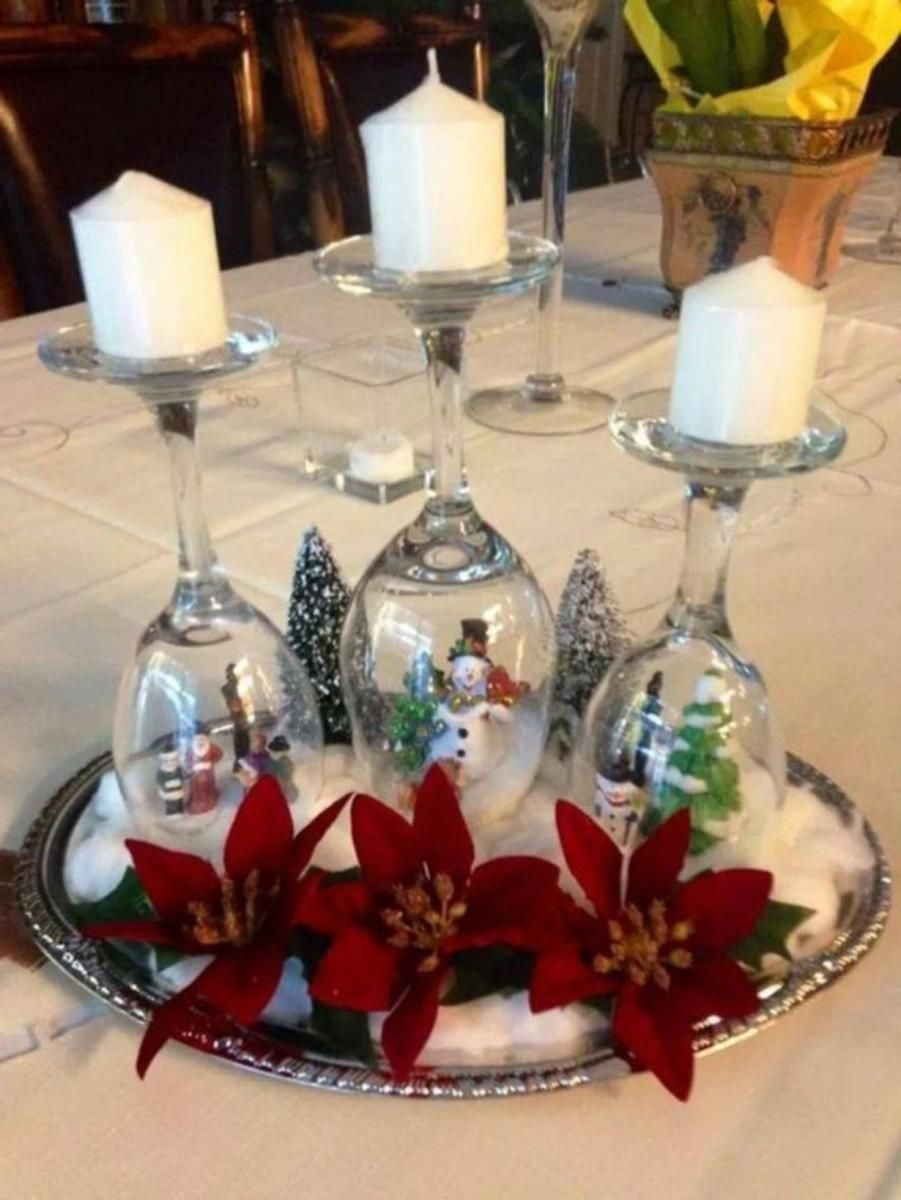 christmas table centerpieces 29