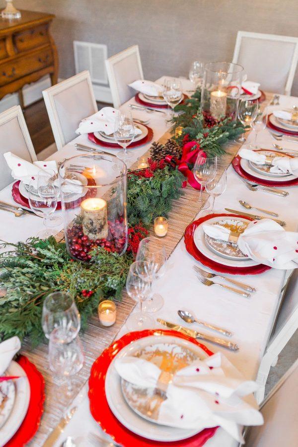 Christmas Table Centerpieces 30 Medium