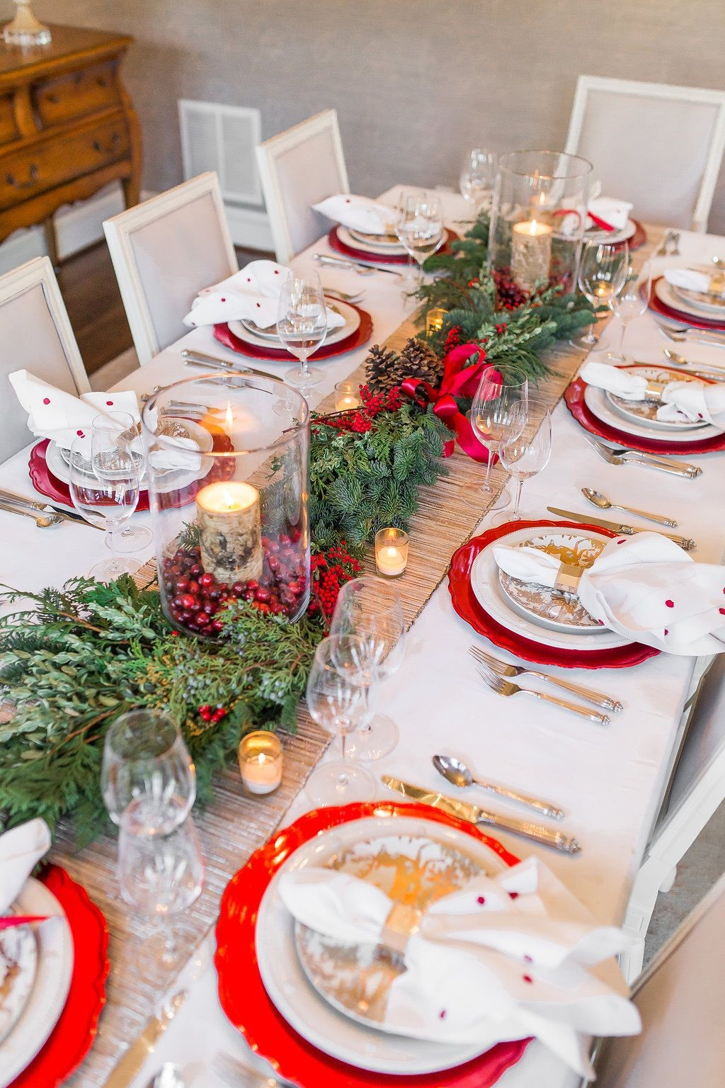 christmas table centerpieces 30