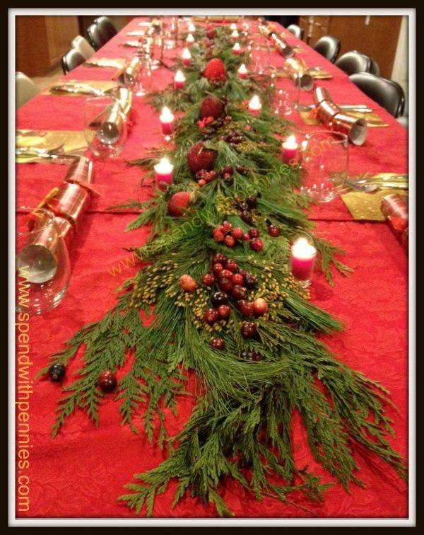 Christmas Table Centerpieces 34 Medium