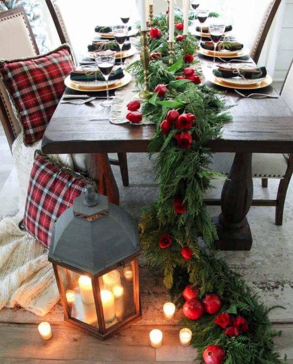 Christmas Table Centerpieces 35 Medium