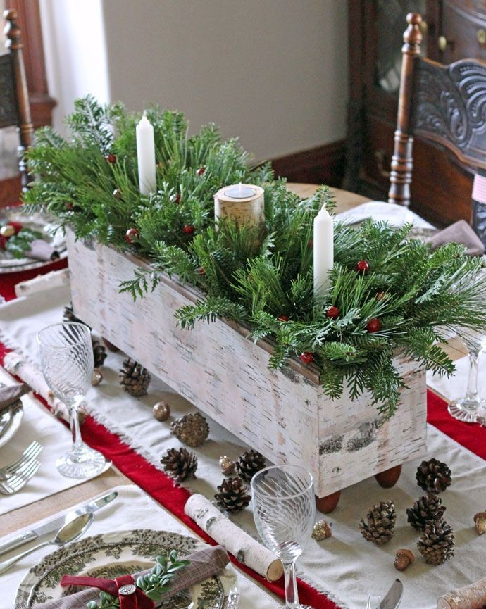 christmas table centerpieces 48 cr