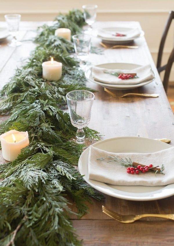Christmas Table Centerpieces 7 Medium
