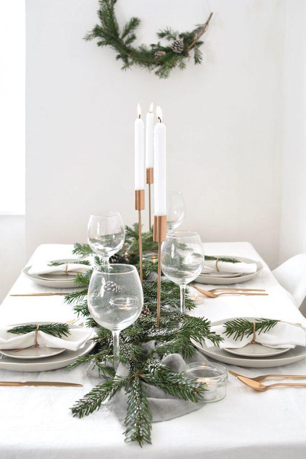 Christmas Table Centerpieces 9 Medium