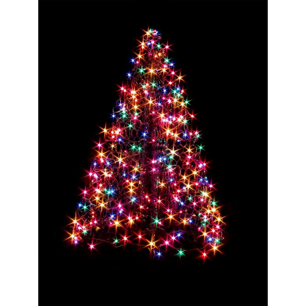 decorated christmas trees 209