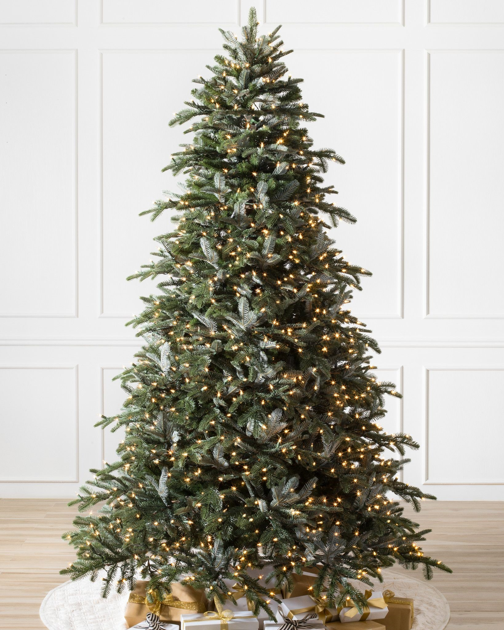 decorated christmas trees 45