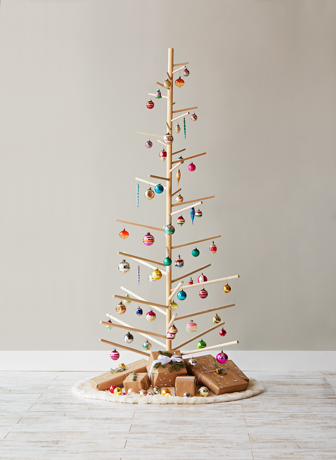 decorated christmas trees 55