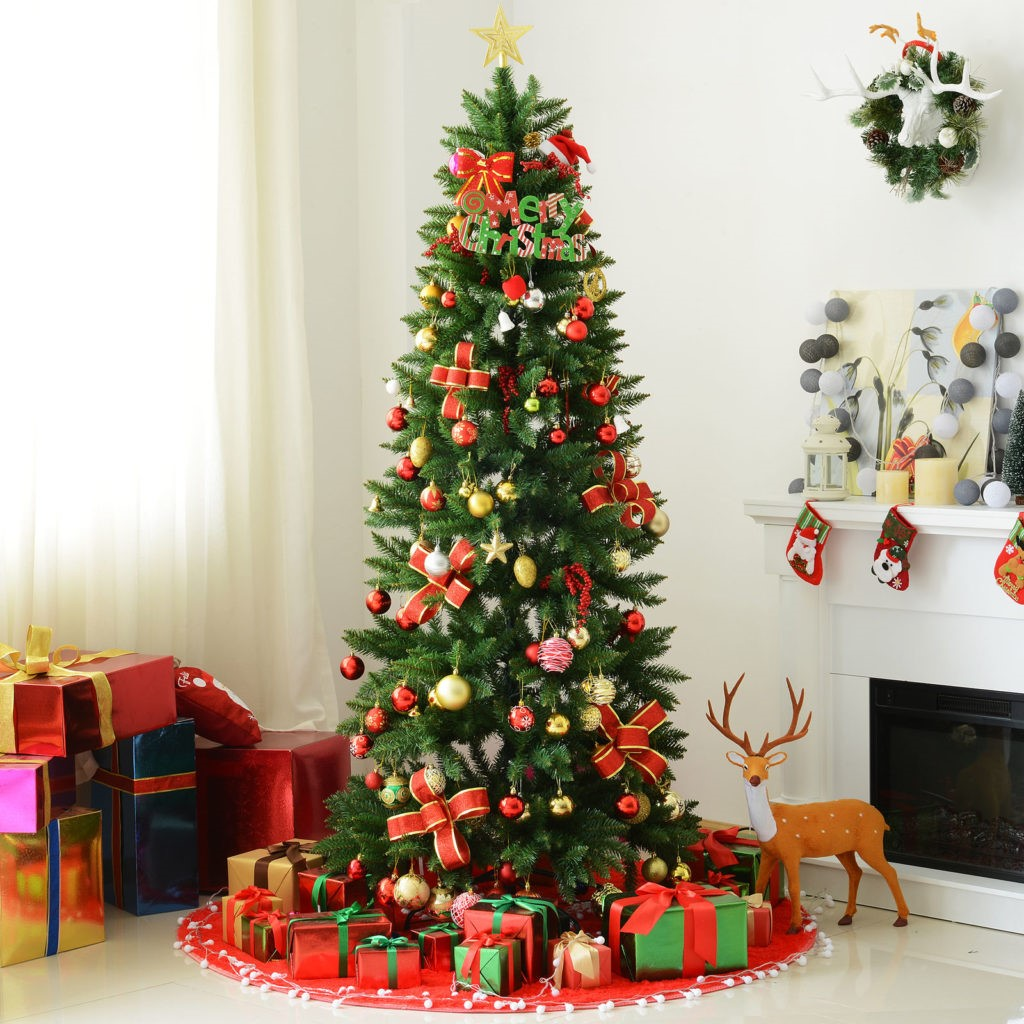 decorated christmas trees 63