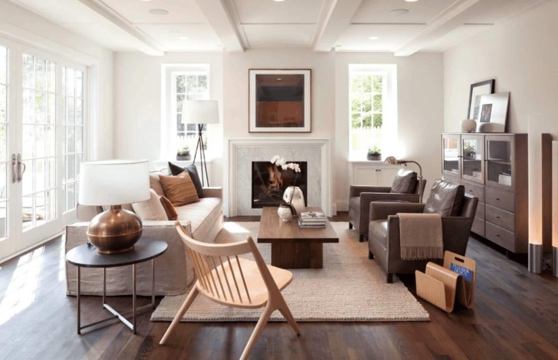 farmhouse style living room decor ideas 22