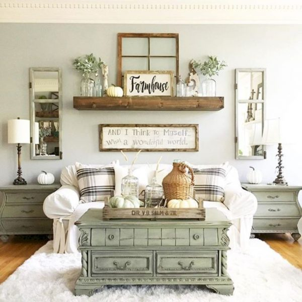 FarmhouseStyleLivingRoomDecorIdeas32 Medium