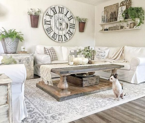 FarmhouseStyleLivingRoomDecorIdeas41 Medium
