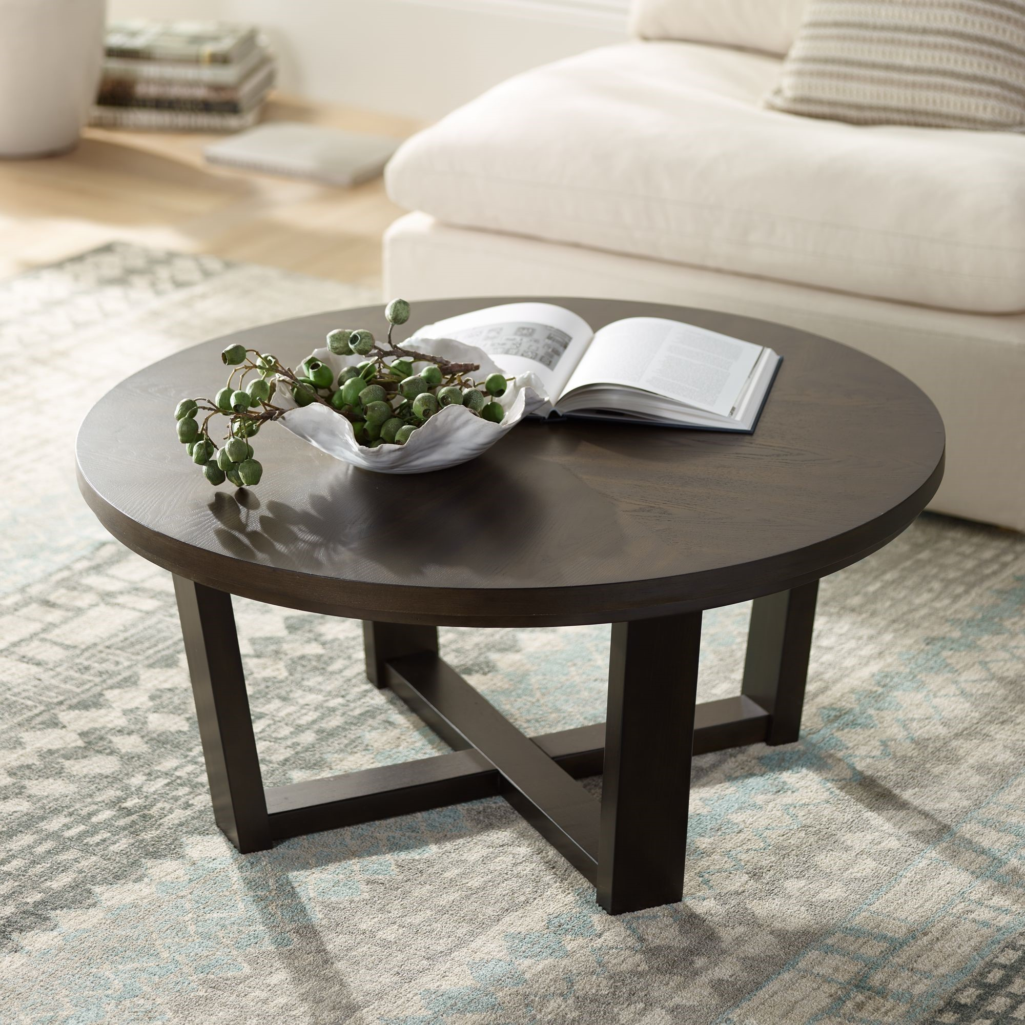 round coffee table 10