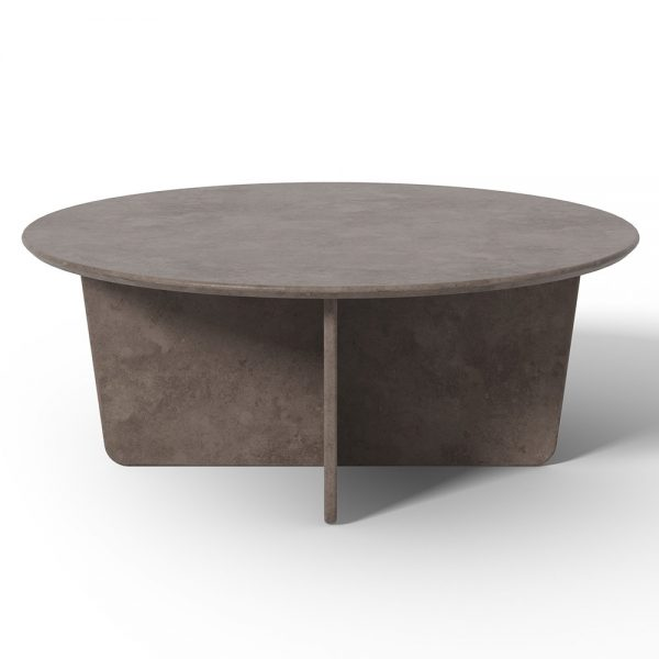 Round Coffee Table 18 Medium
