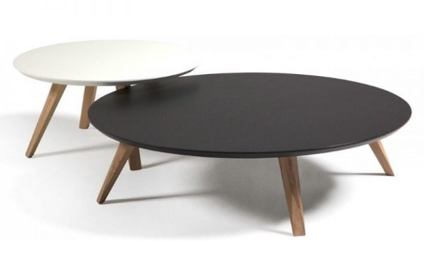 Round Coffee Table 19 Medium