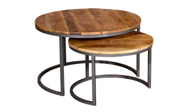 Round Coffee Table 2 Medium
