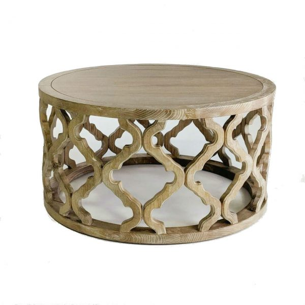 Round Coffee Table 20 Medium