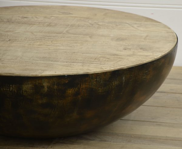 Round Coffee Table 35 Medium