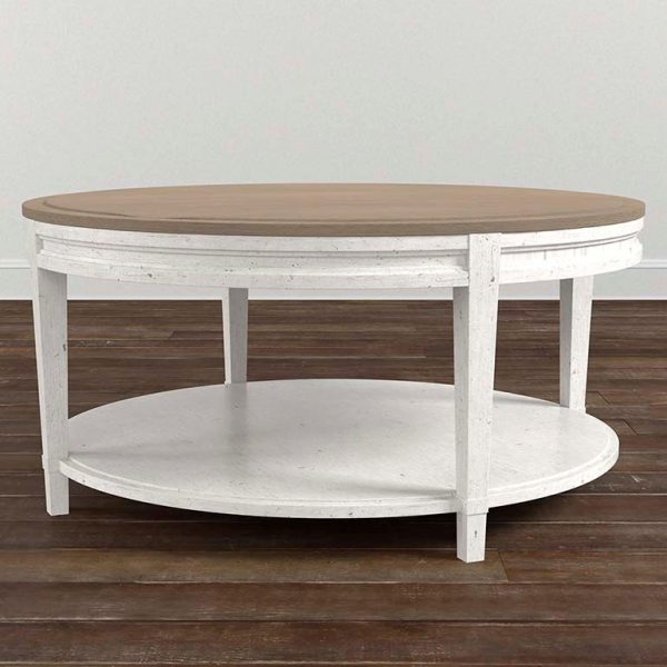 Round Coffee Table 40 Medium