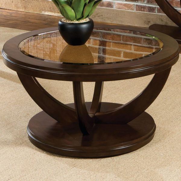 Round Coffee Table 43 Medium