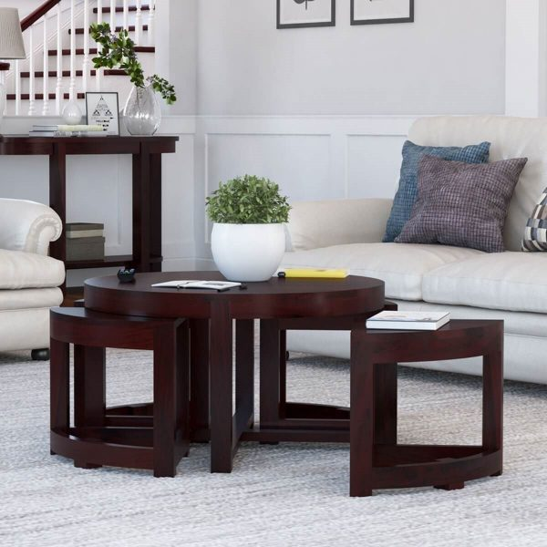 Round Coffee Table 47 Medium