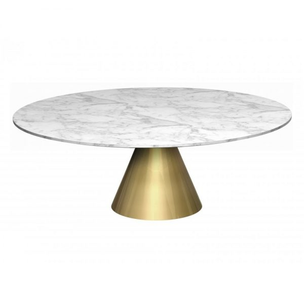 Round Coffee Table 49 Medium
