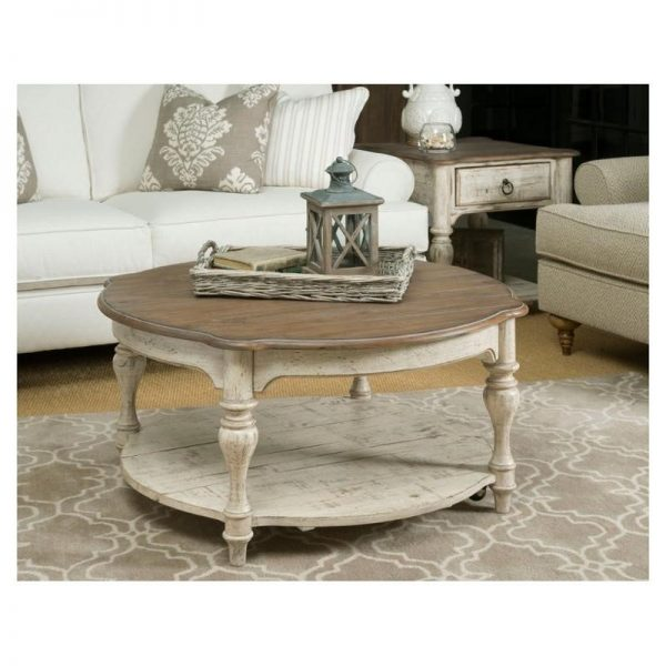 Round Coffee Table 53 Medium