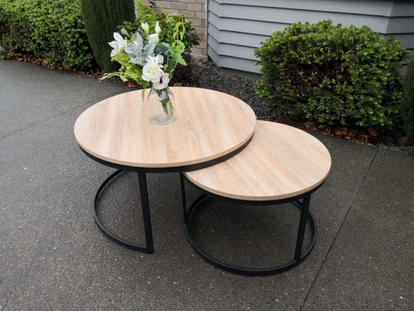 Round Coffee Table 54 Medium