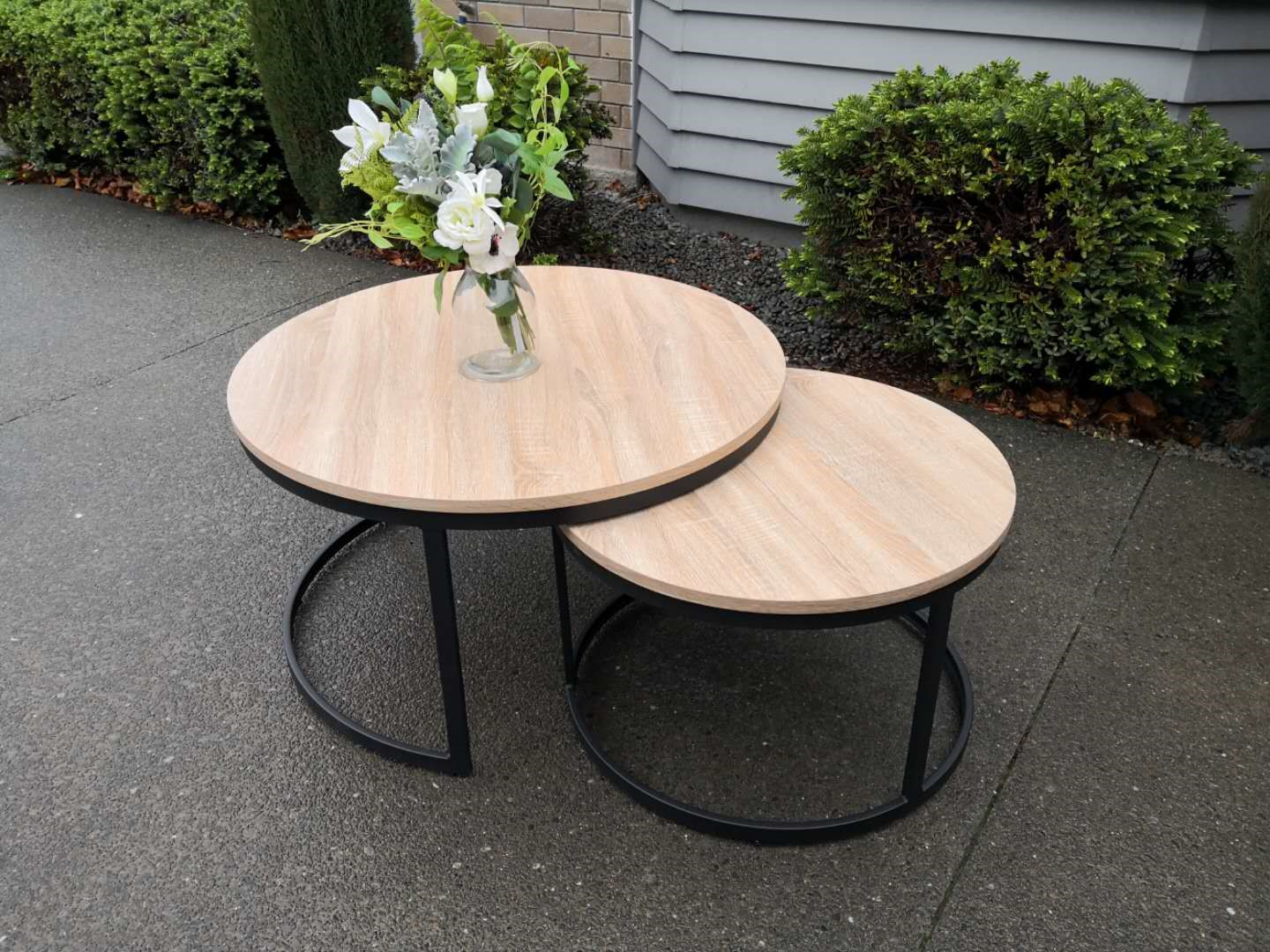 round coffee table 54