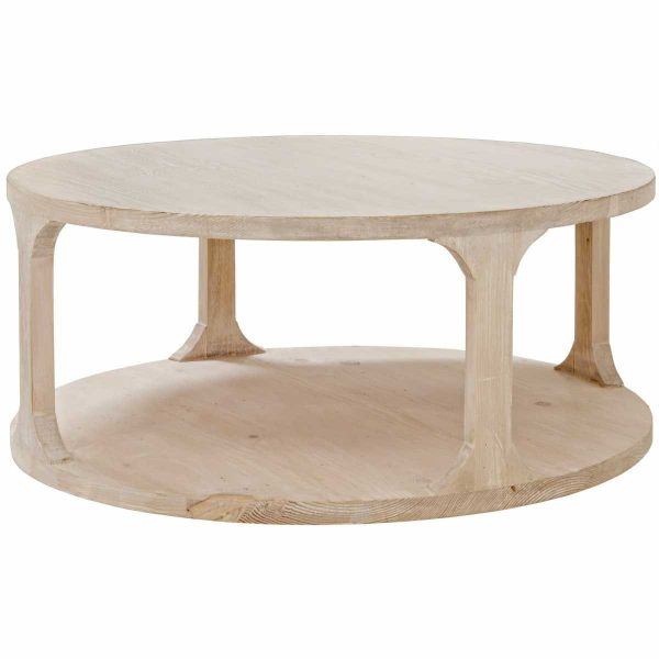 Round Coffee Table 9 Medium