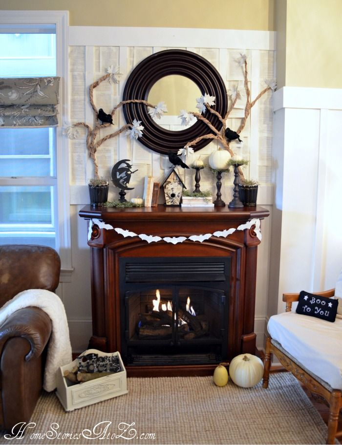 innovative best 25  halloween mantel ideas on spooky