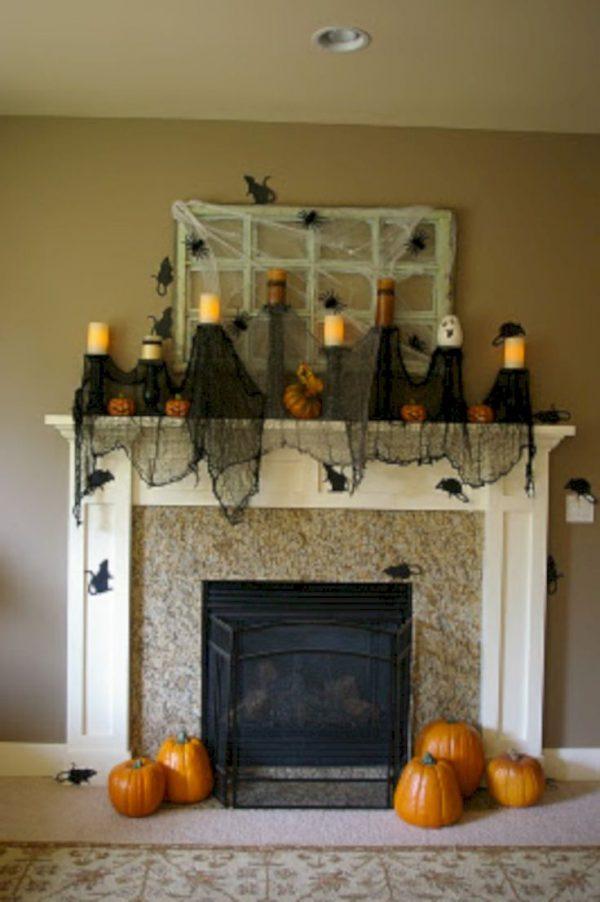 Style Best 25  Halloween Mantel Ideas On Diy Medium