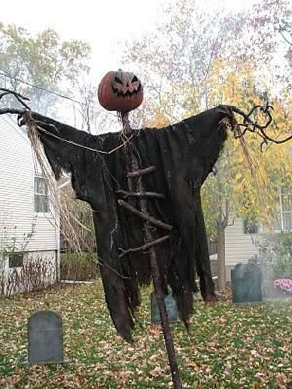 Bore 23 Halloween Diy Outdoor Decoration Ideasoutdoor Medium
