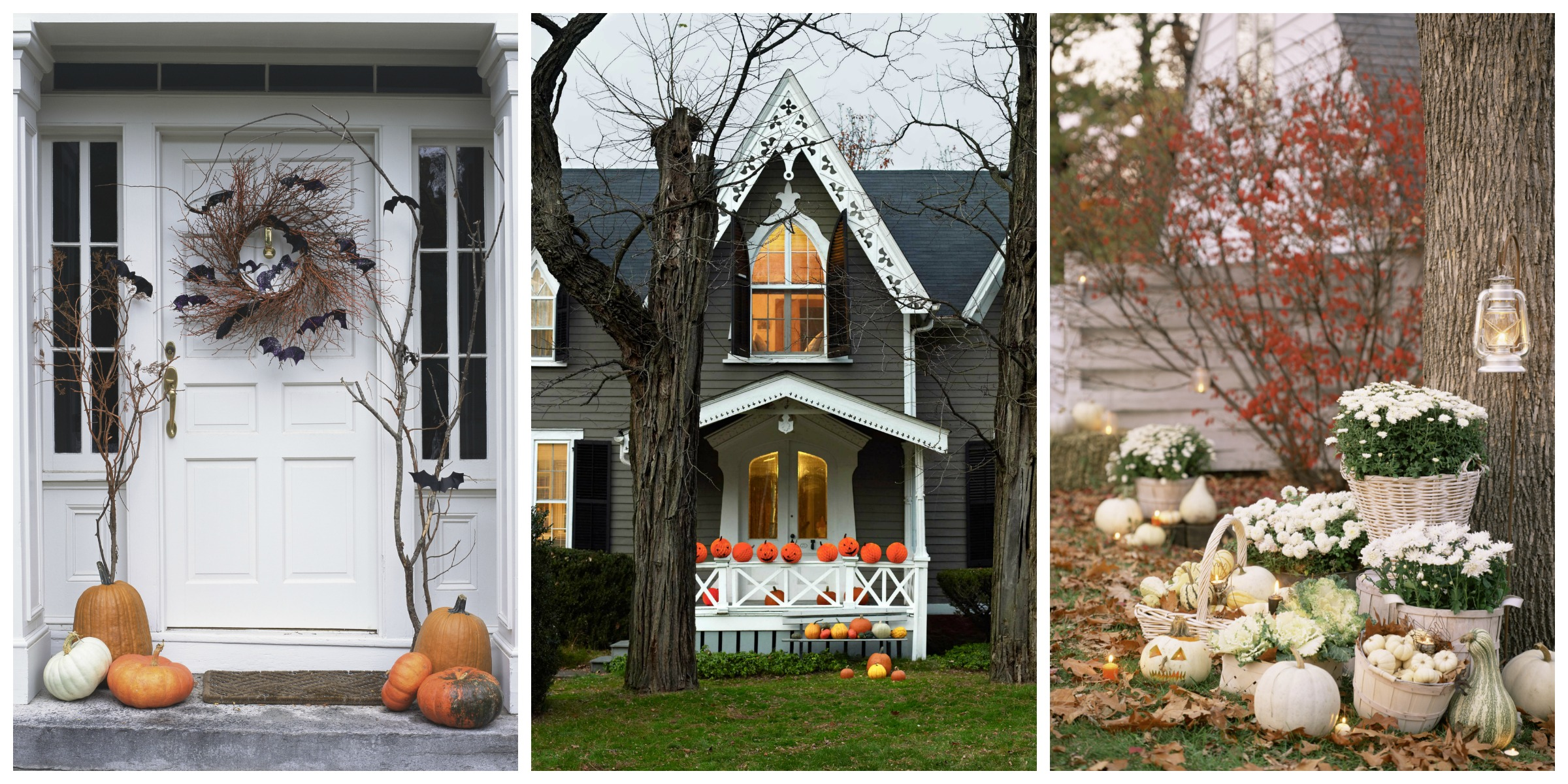 example of a 30  best outdoor halloween decoration ideas easy