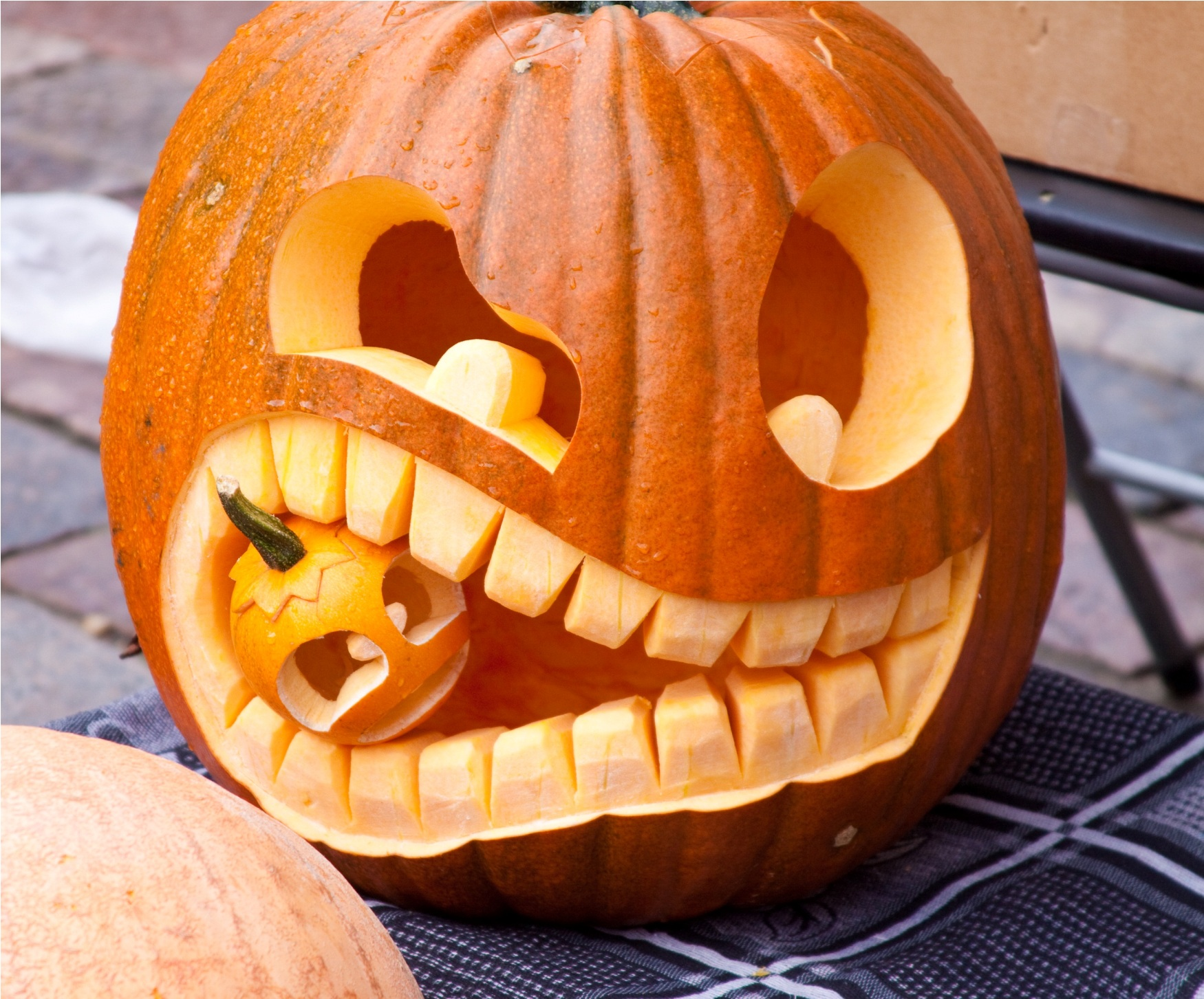 fresh 75 pumpkin carving ideas for halloween inspirationseekcom
