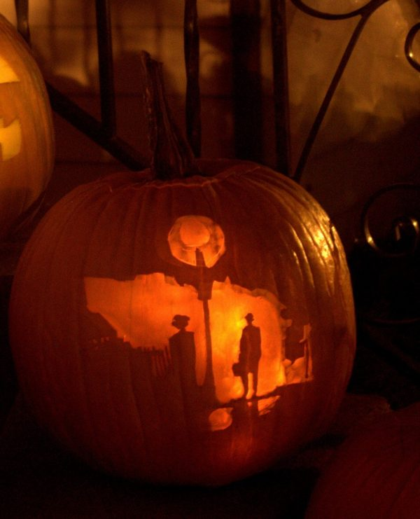 Innovative 100 Pumpkin Carving Ideas For Halloween Medium