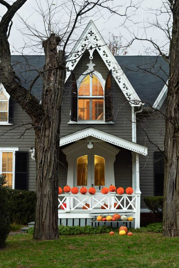Inspiration Exquisite Outdoor Halloween Decoration Ideas Festival Medium