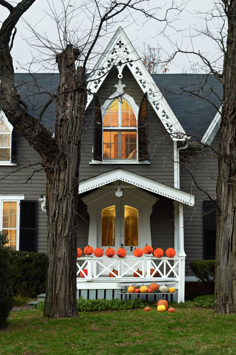 inspiration exquisite outdoor halloween decoration ideas festival