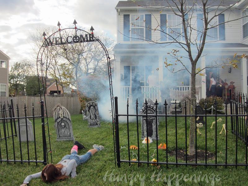 inspirational outdoor halloween decorations ideas to stand out
