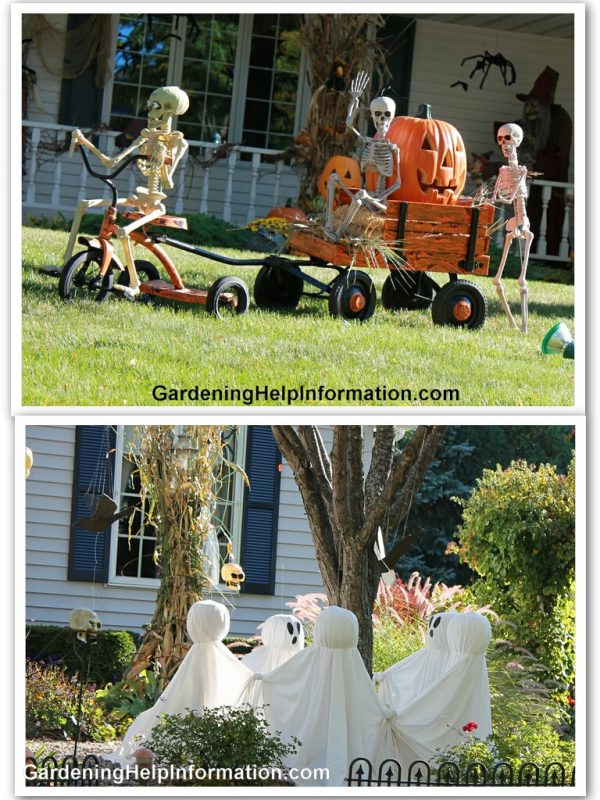 Looking 13 Spooky Halloween Yard Decor Ideas Page 7 Of 13 Medium