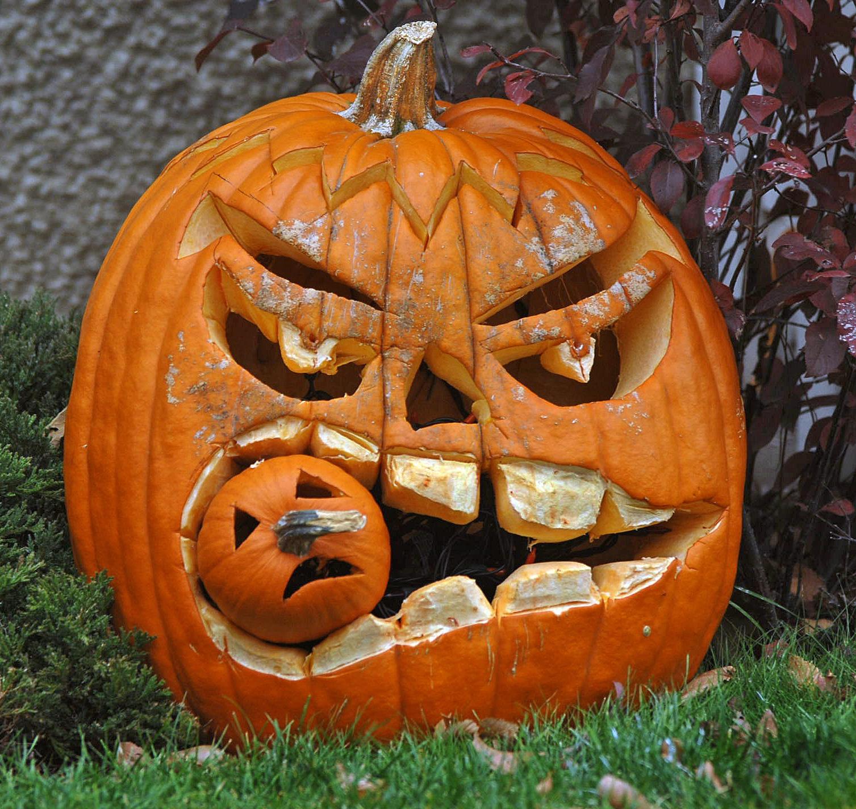 our favorite cool halloween pumpkin jack o lanterns designs