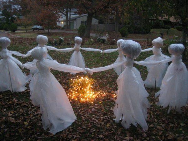 Top 50 Easy Diy Outdoor Halloween Decoration Ideas For 2017 Medium