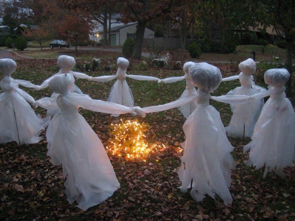 top 50 easy diy outdoor halloween decoration ideas for 2017