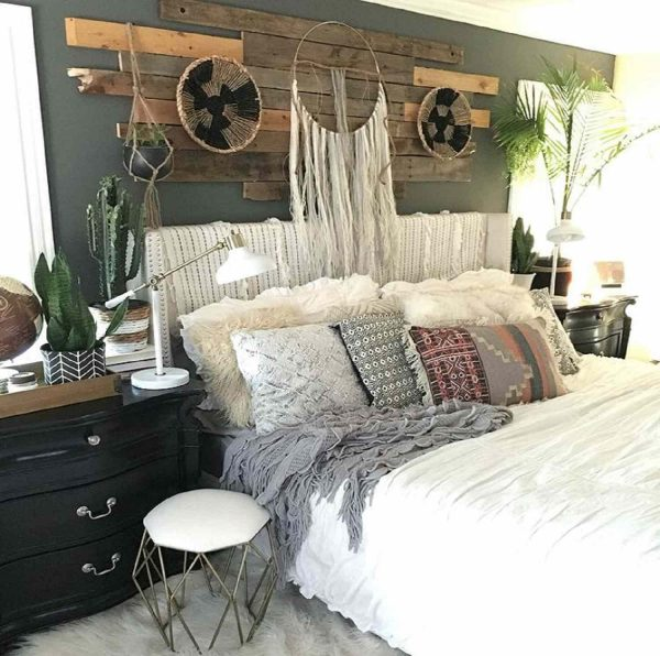 BohoBedroomDecoratingIdeas10 Medium