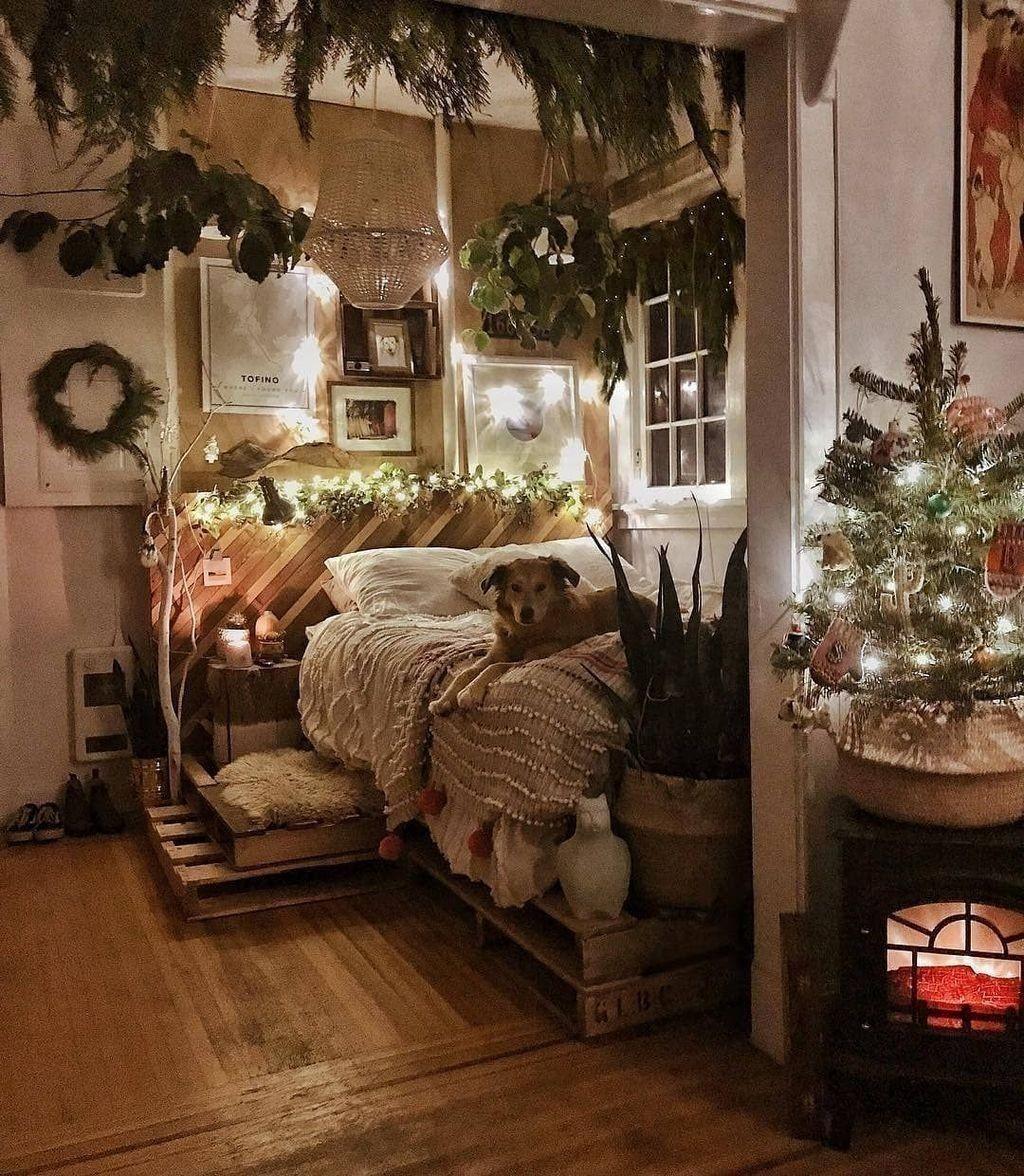boho bedroom decorating ideas 11