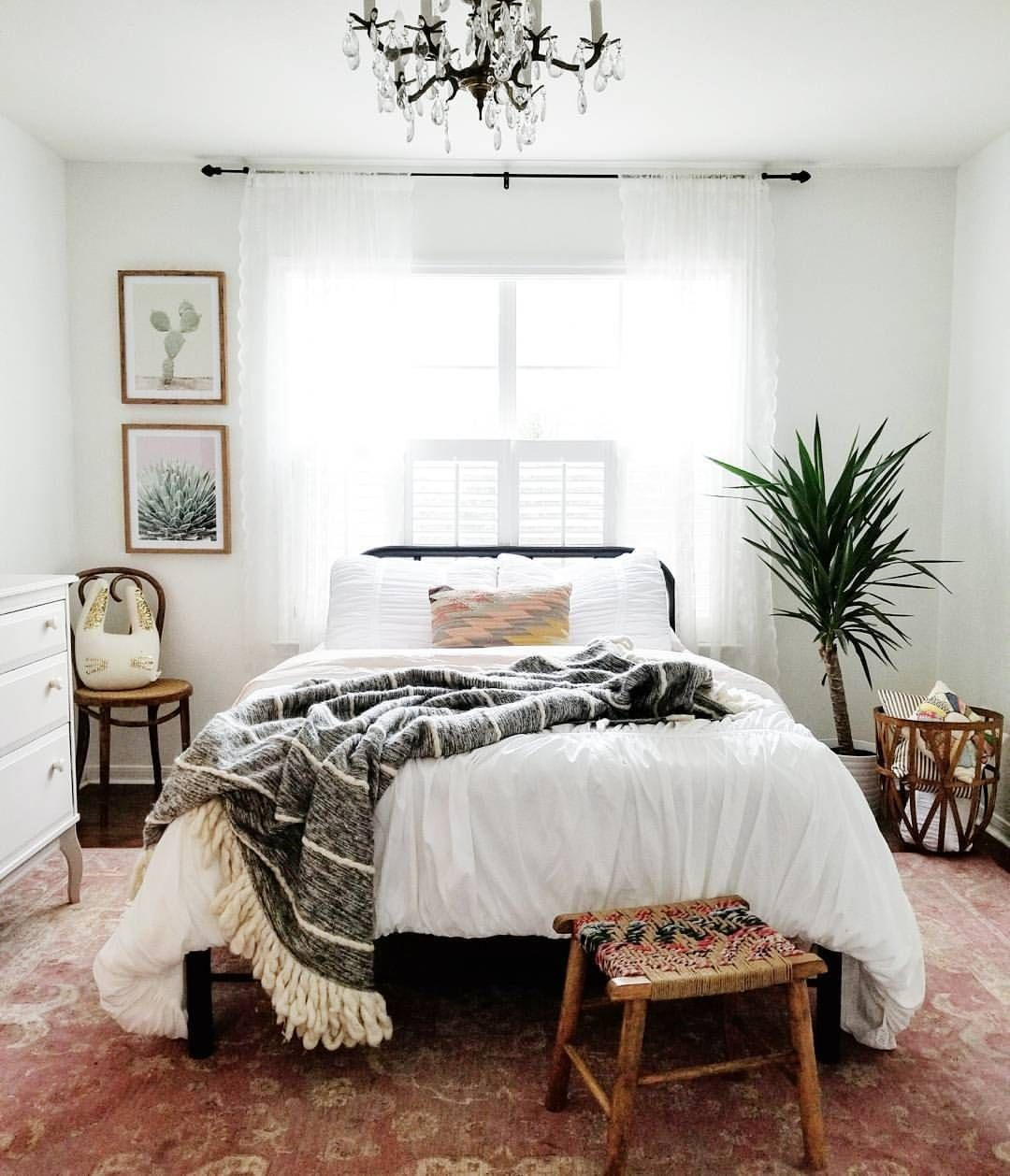 boho bedroom decorating ideas 15