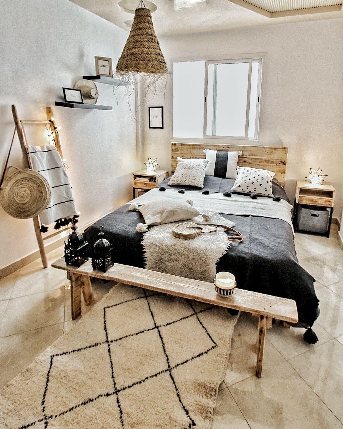 boho bedroom decorating ideas 18