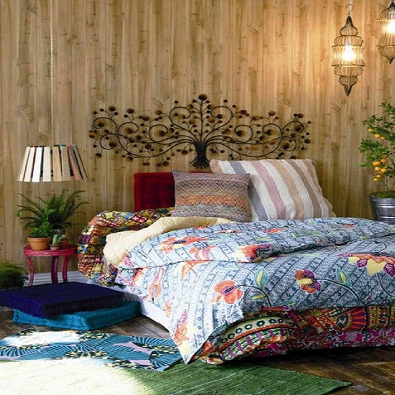 boho bedroom decorating ideas 19